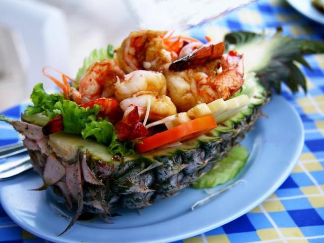 Тайские блюда с фото
